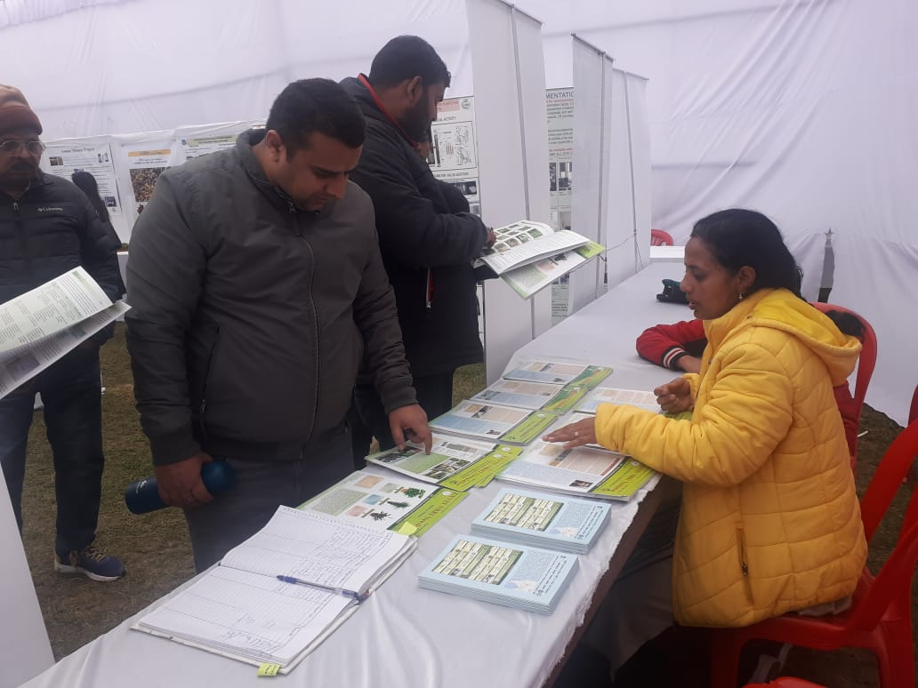Flower Show at CSIR-NBRI On 18-19th January, 2020