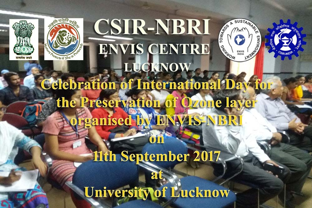 11th September 2017 at University of Lucknow